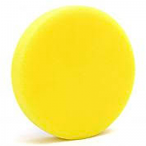 autofinish teknopad amarillo 6p esponja para pulir , almohadilla de pulido borla de pulido