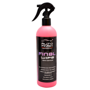 autofinish autofinish final wipe quick detailer 500ml