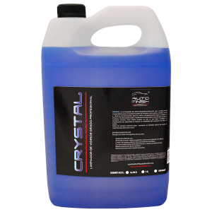 autofinish crystal galon limpiador de vidrios grado profesional professional glass cleaner