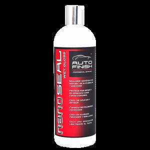 autofinish nanoseal 500ml wet gloss sellador de pintura paint sealant