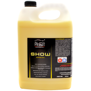 autofinish show express wax cera galon