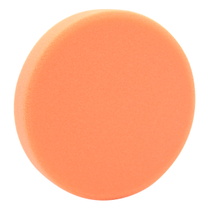 autofinish teknopad naranja corte esponja para pulir , almohadilla de pulido borla de pulido 6p (2)