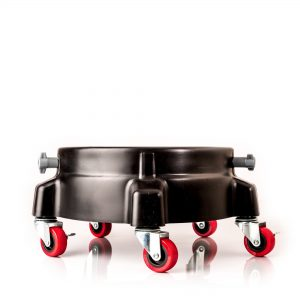 Black_Bucket_Caddy_AUTOFINISH_BUCKETDOLLY_BUCKET_DOLLY_BASE_PARA_CUBETA