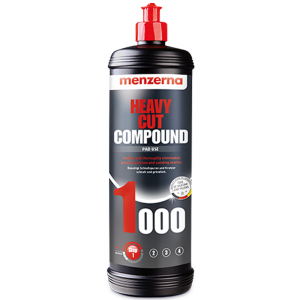 autofinish menzerna heavy cut compound 1000 1L