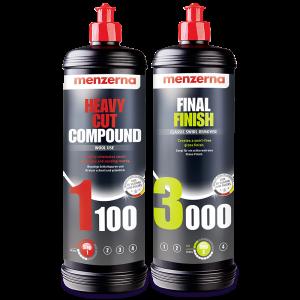 autofinish kit menzerna 1100 y 3000 1L