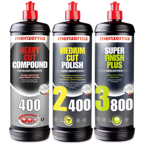 autofinish kit menzerna 400 2400 y 3800 1L