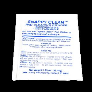 autofinish snappy clean